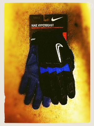 For a better grip on the ball and warmer hands, you can't beat a great pair of gloves.
