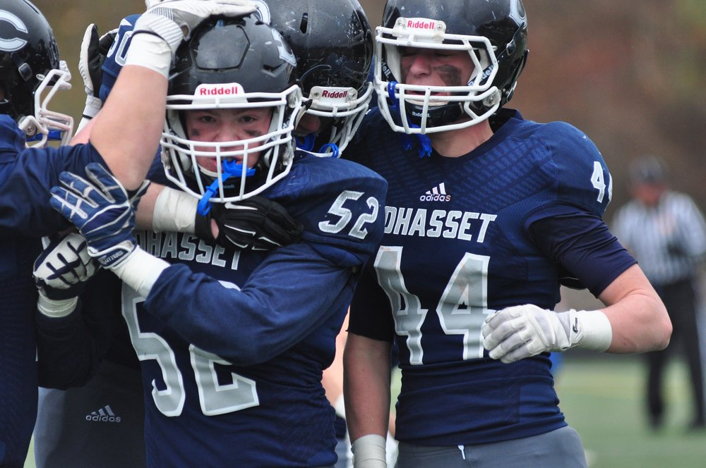 Cohasset Skippers Football -