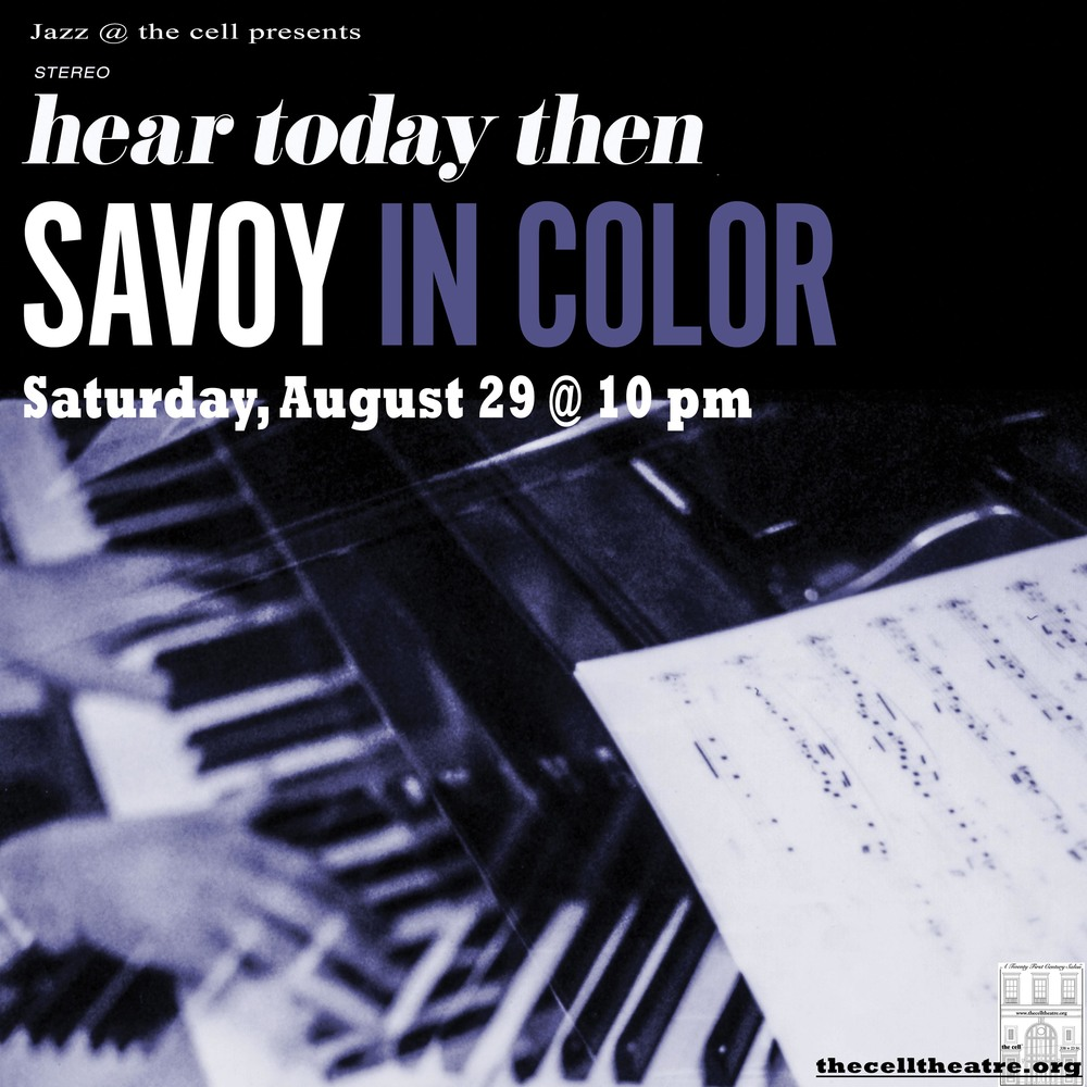 "It was Miles Davis's recording of ""Springsville"" that bred the primary inspiration for Ben Cockerham's jazz ensemble, Savoy in Color: A large horn ensemble, playing lush and dissonant harmony, with support only from bass and drums, and space. That's the essence of Savoy In Color's 2013 EP The World You're in Is Perfect, with its instrumental jazz tracks that harken back to the Gil Evans-Miles Davis collaborations of the 1950s & '60s. Cockerham takes it higher with a follow-up 2015 EP recorded Live at Zeb's Place in NYC, with producer-engineer Saul Rubin. Hear Today Then features three horns supported by a rhythm section, and add to the mix Cockerham on piano and Britton Matthews on vibes...offering three more Cockerham originals and a new arrangement of Cole Porter's ""Night and Day."" You'll want to play it on your hi-fi."