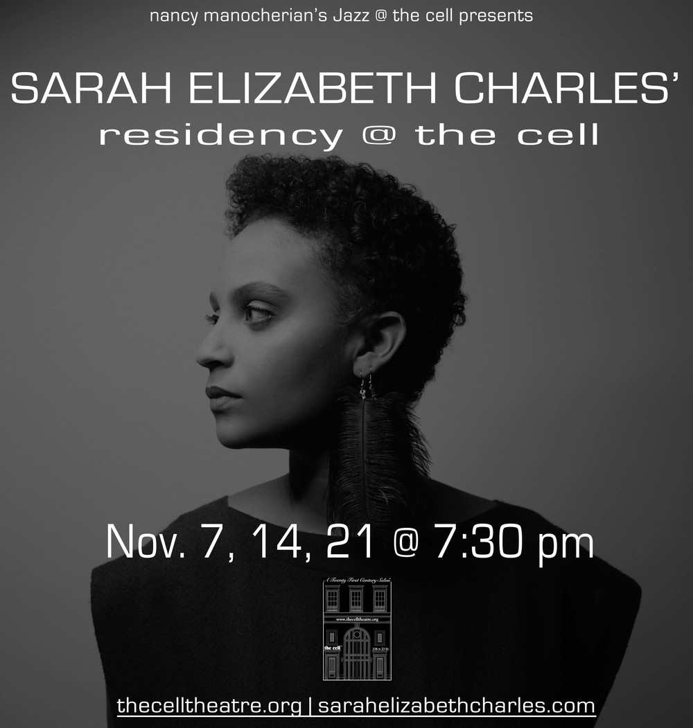 """Ms. Charles has a soulfully articulate vocal style, a mix of strong projection and subtle detail.""   -  Nate Chinen (NY Times)"