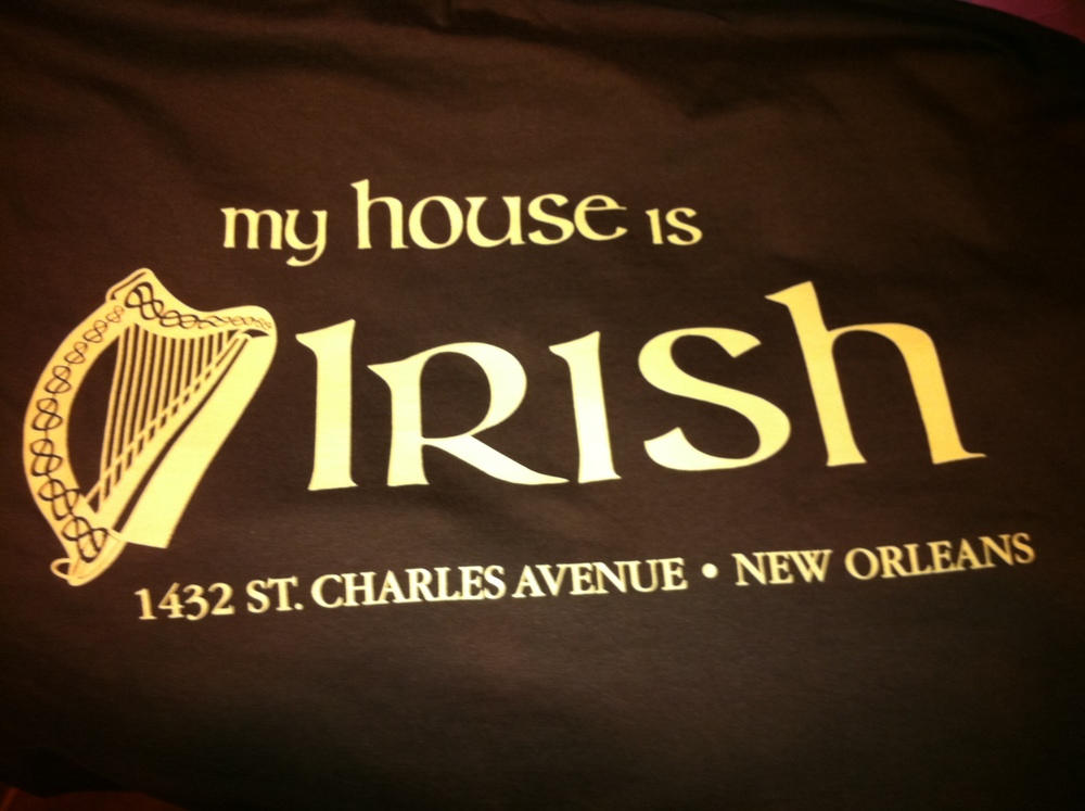 Irish House T-Shirts