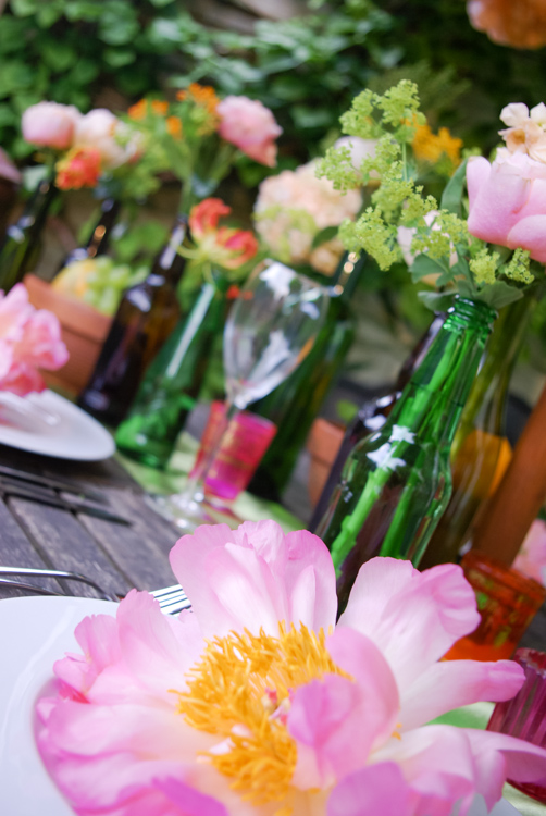 peony and recycled bottle.jpg