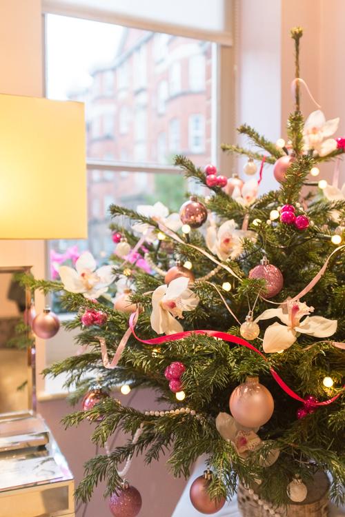 christmas tree myhotel chelsea