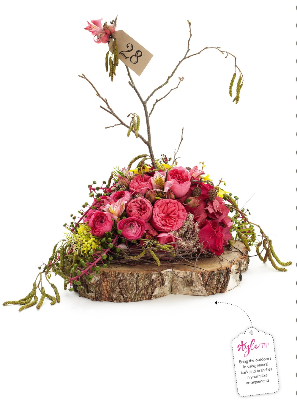 wedding flowers mag table centre.jpg