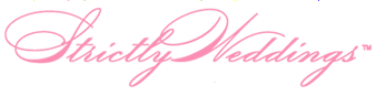 Strictly Weddings logo