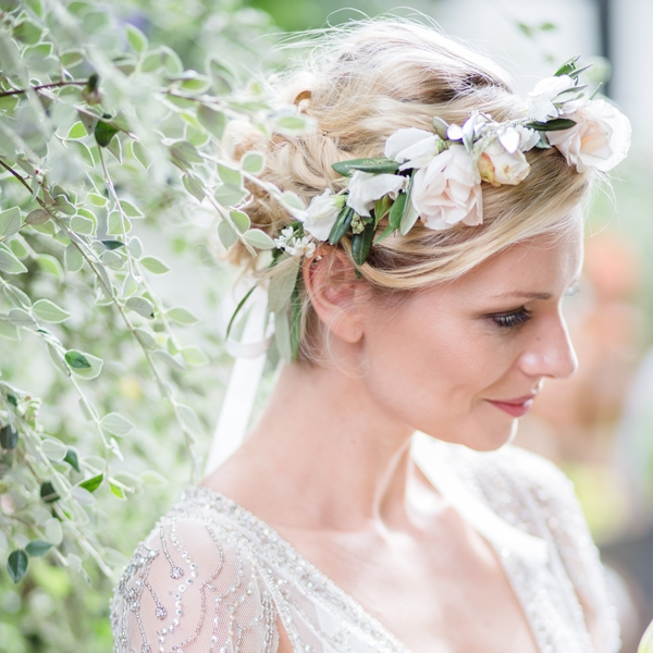 From £35 Floral crowns £35 - £85 Depending on intricacy, density & flowers used