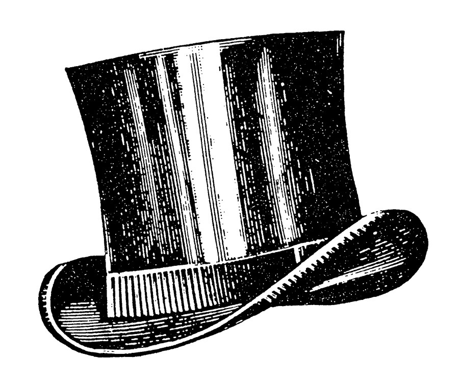mens top hat