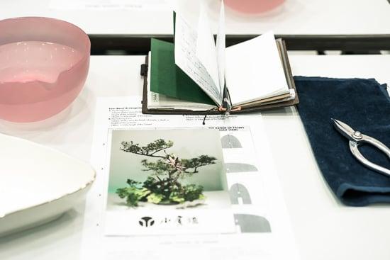 Okishima & Simmonds_Ikebana courses_Ohara school of ikebana_Tokyo_omotesando_Japan_1