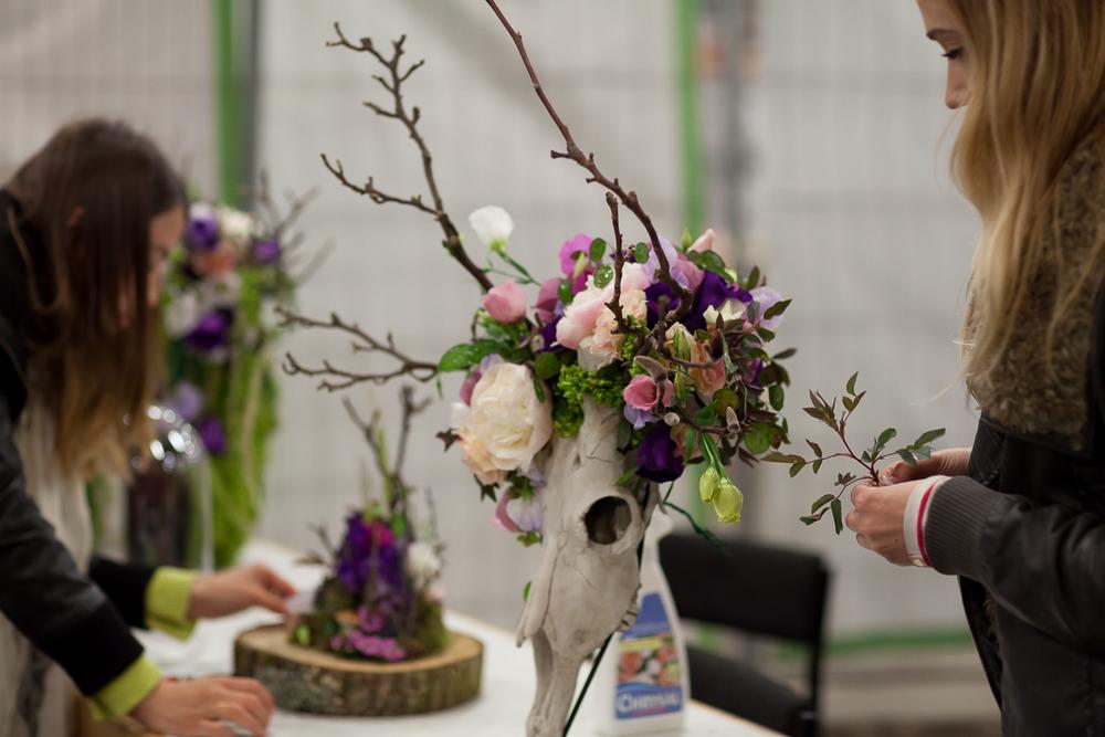 British Flowers Week 2014