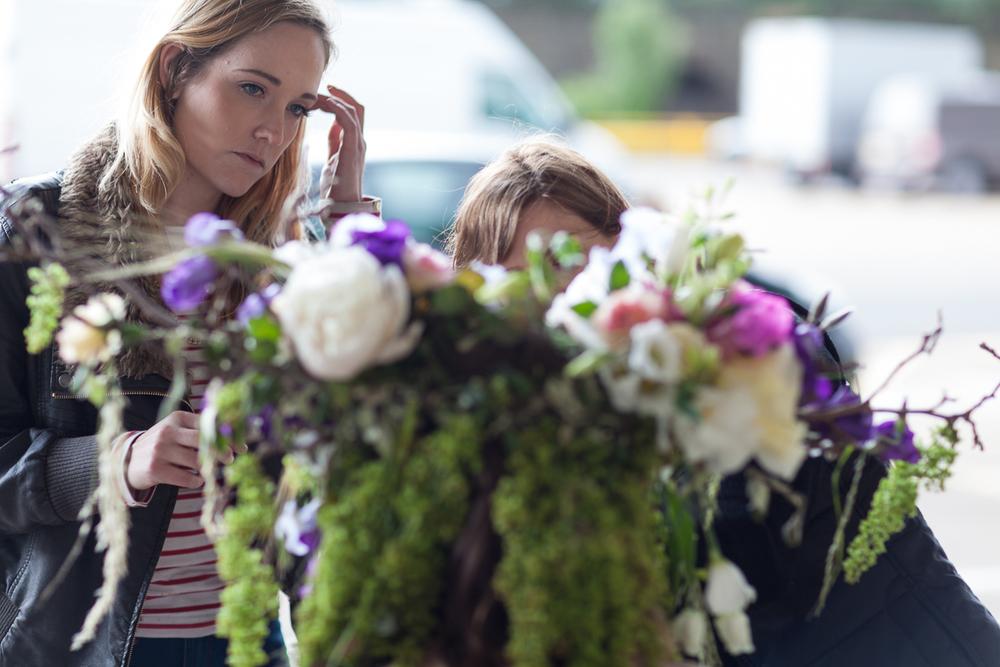 O&S British Flowers Week 2014