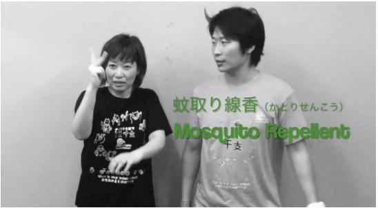 蚊取り線香Mosquito Repellent