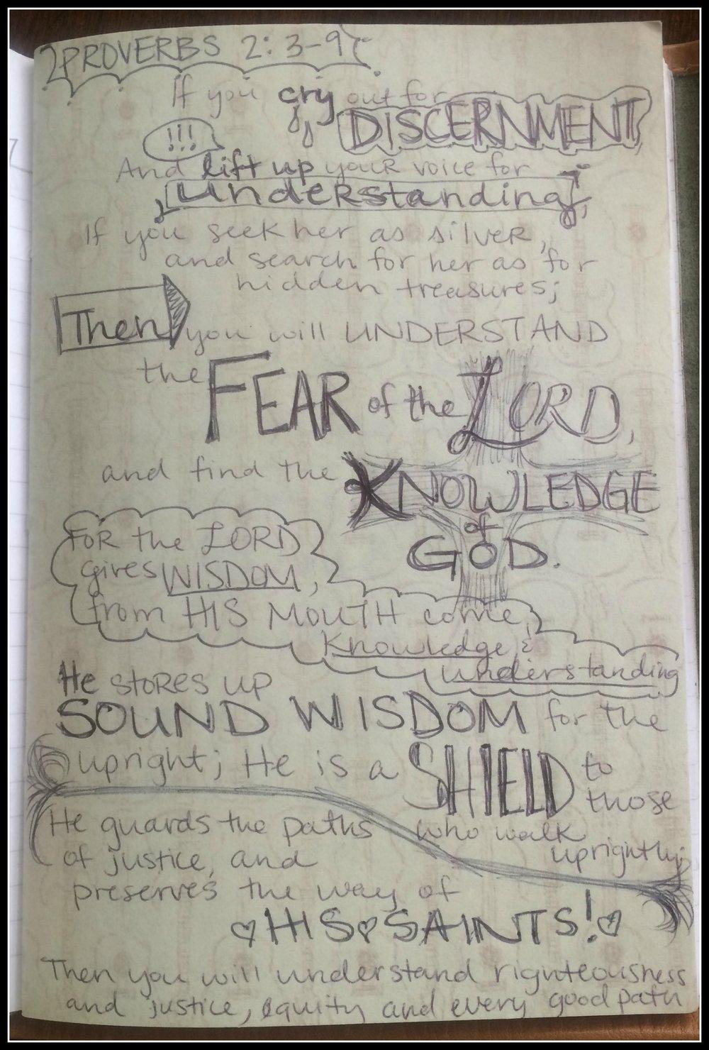 doodling verse