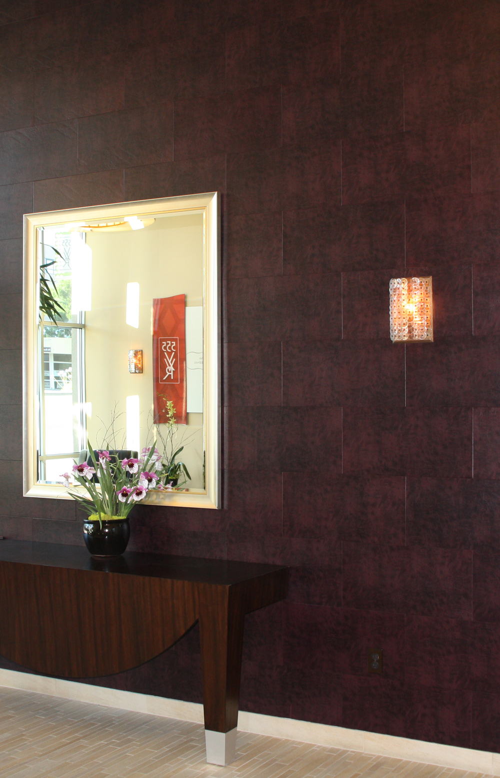 Feature Wall - Condo Building - Burgundy Buffalo.jpg