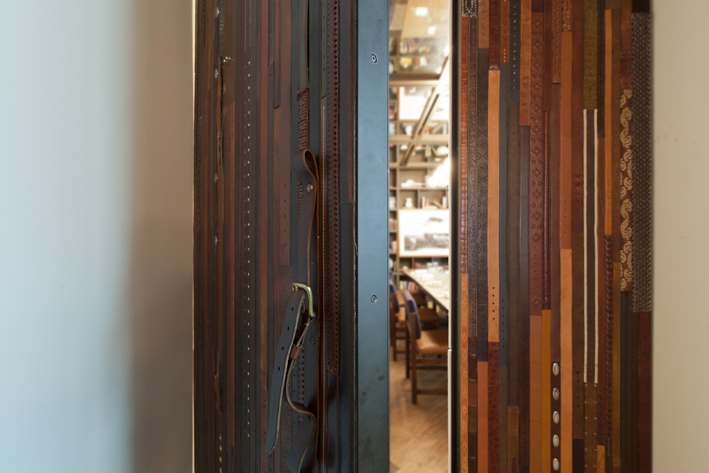 EcoDomo - Phoenix Belt Panel - King and Duke Restaurant Atlanta - Photo by Robert Wall & Doors u2014 Ecodomo