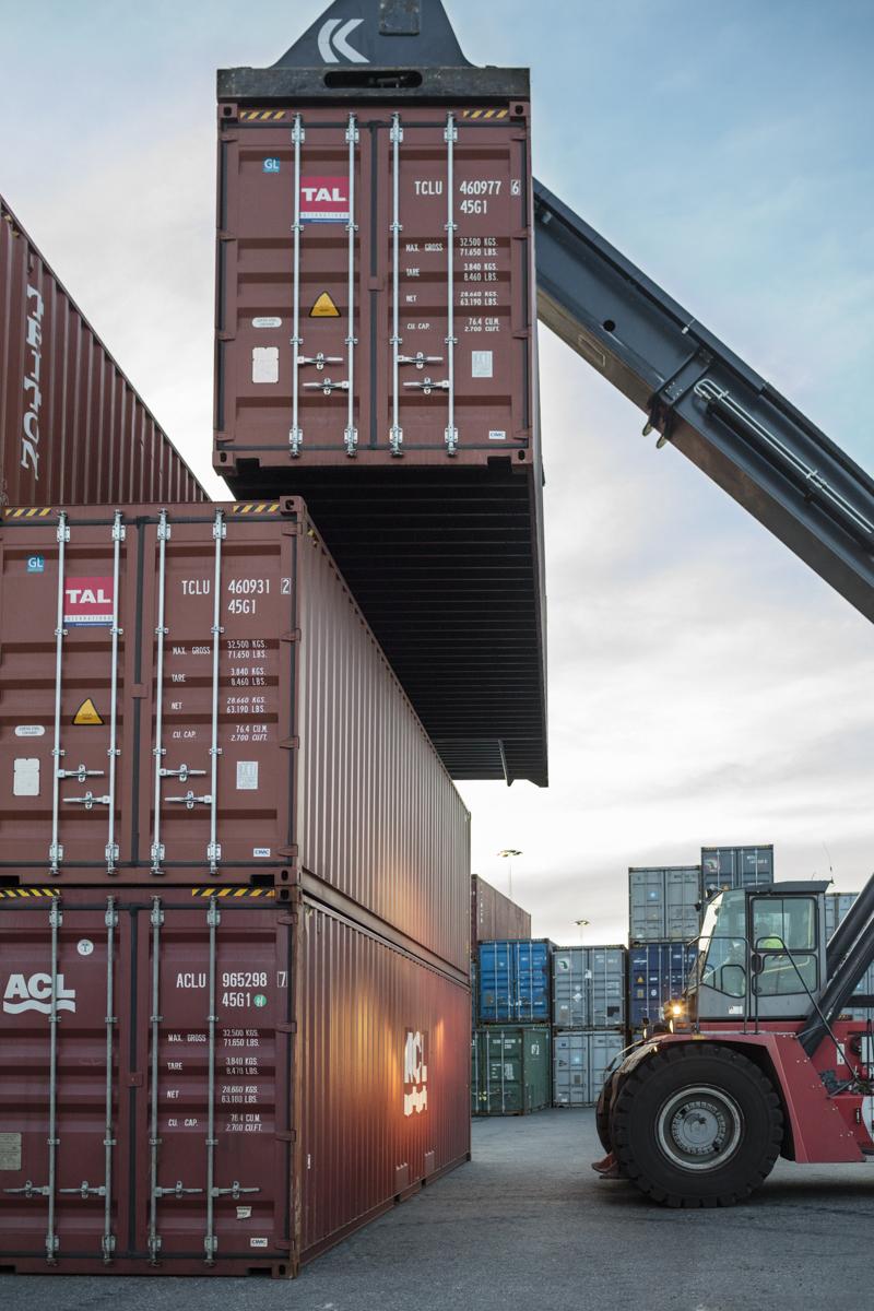 Eskilstuna Logistik / Business Life