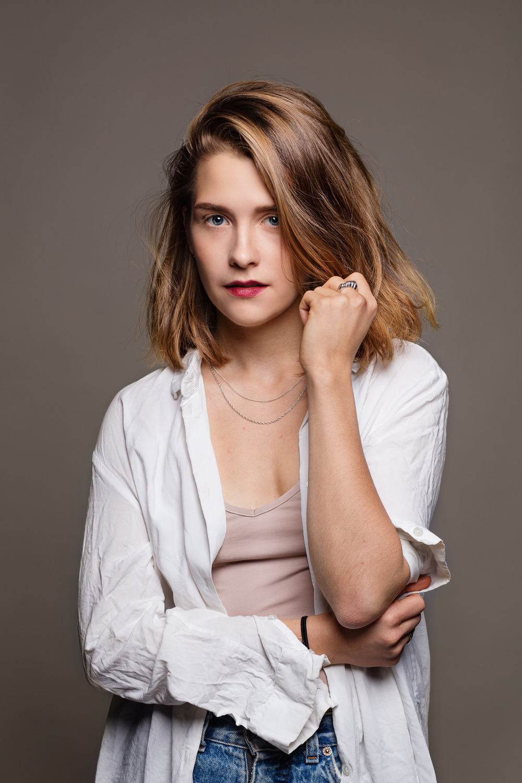 Porträttfotografering / Mikaela Knapp