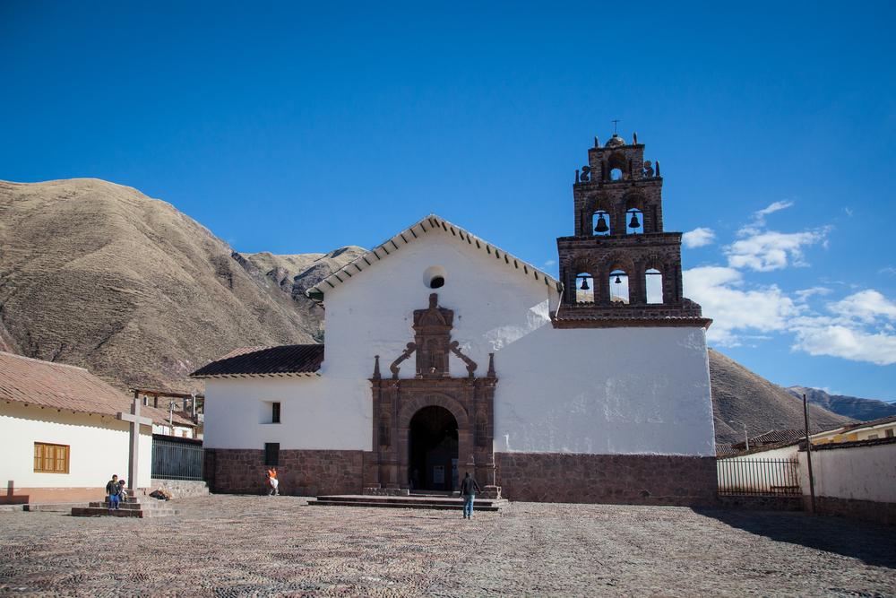 San Juan Bautista de Huaro