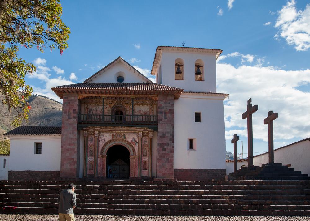 Iglesia de San Pedro, Andahuaylillas
