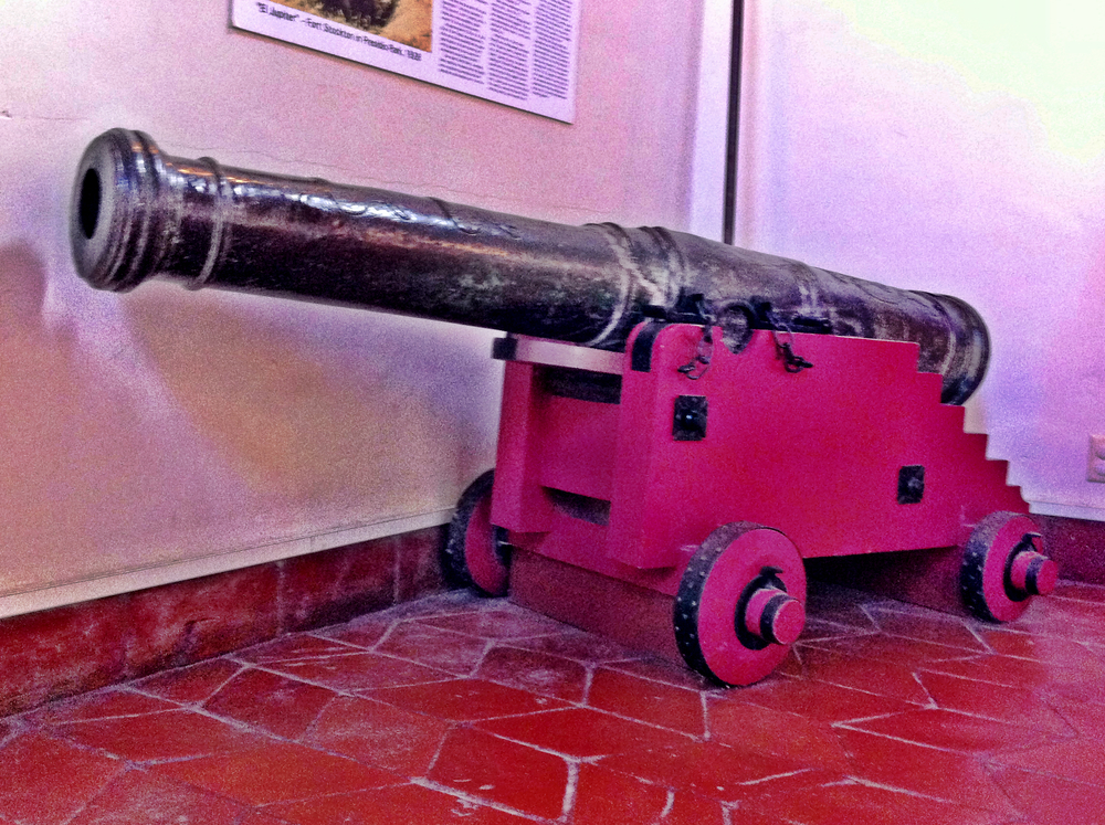Cannon, El Jupiter