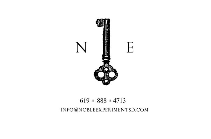 N.d. Photograph. Web.  http://www.nobleexperimentsd.com .