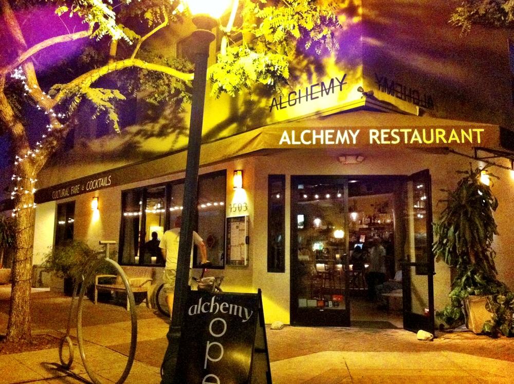 Alchemy | 1503 30th St, San Diego, CA 92102 | alchemysandiego.com
