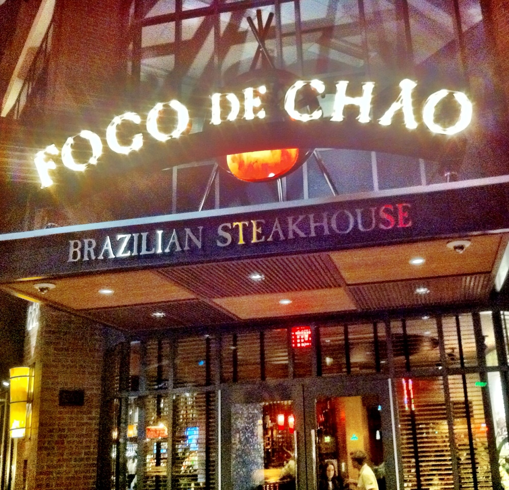 Fogo de Chão on the corner of 6th and G Street