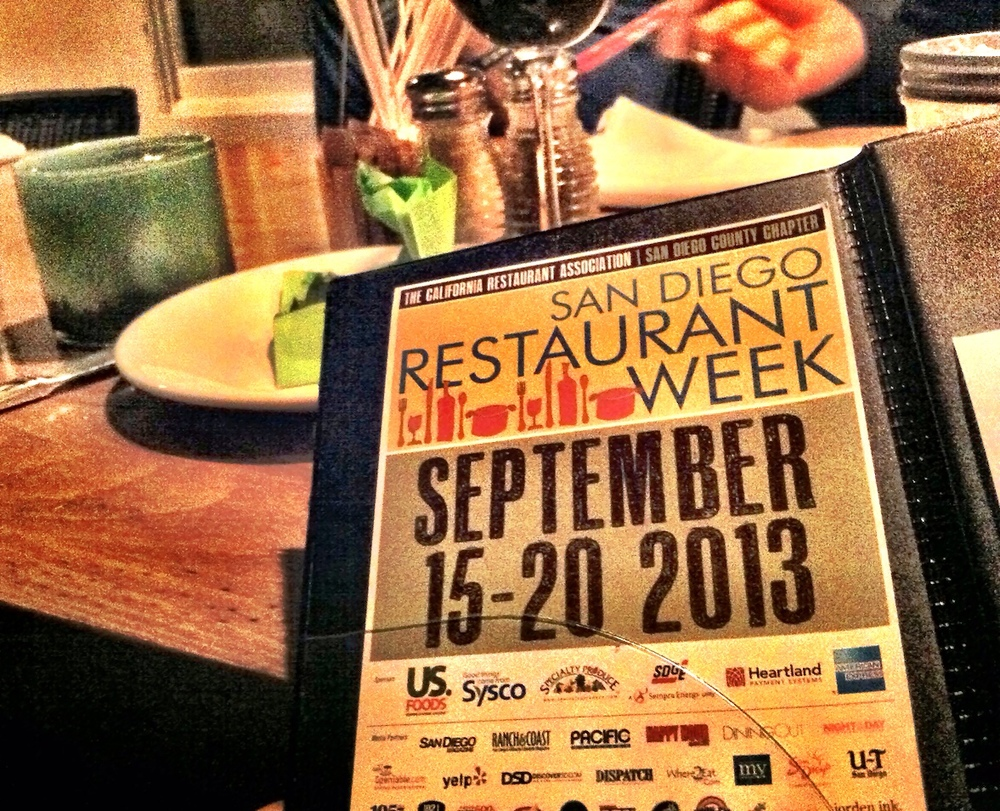 Brockton Villa Restaurant Week