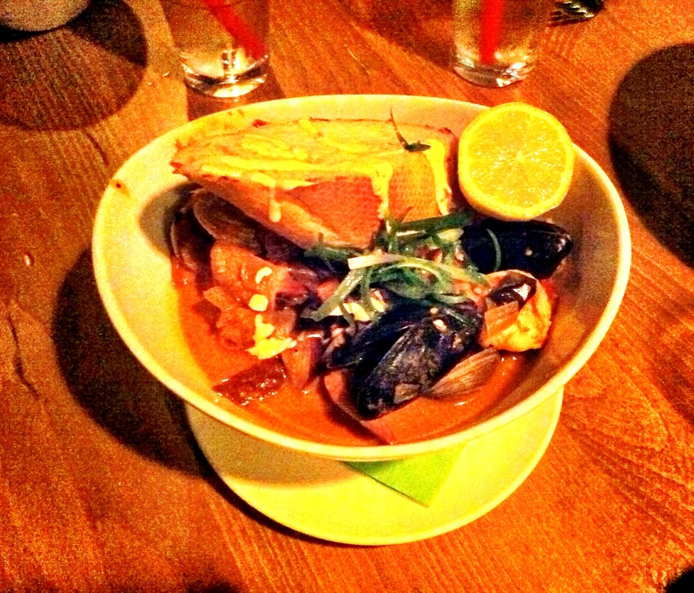 Brockton Villa Cioppino