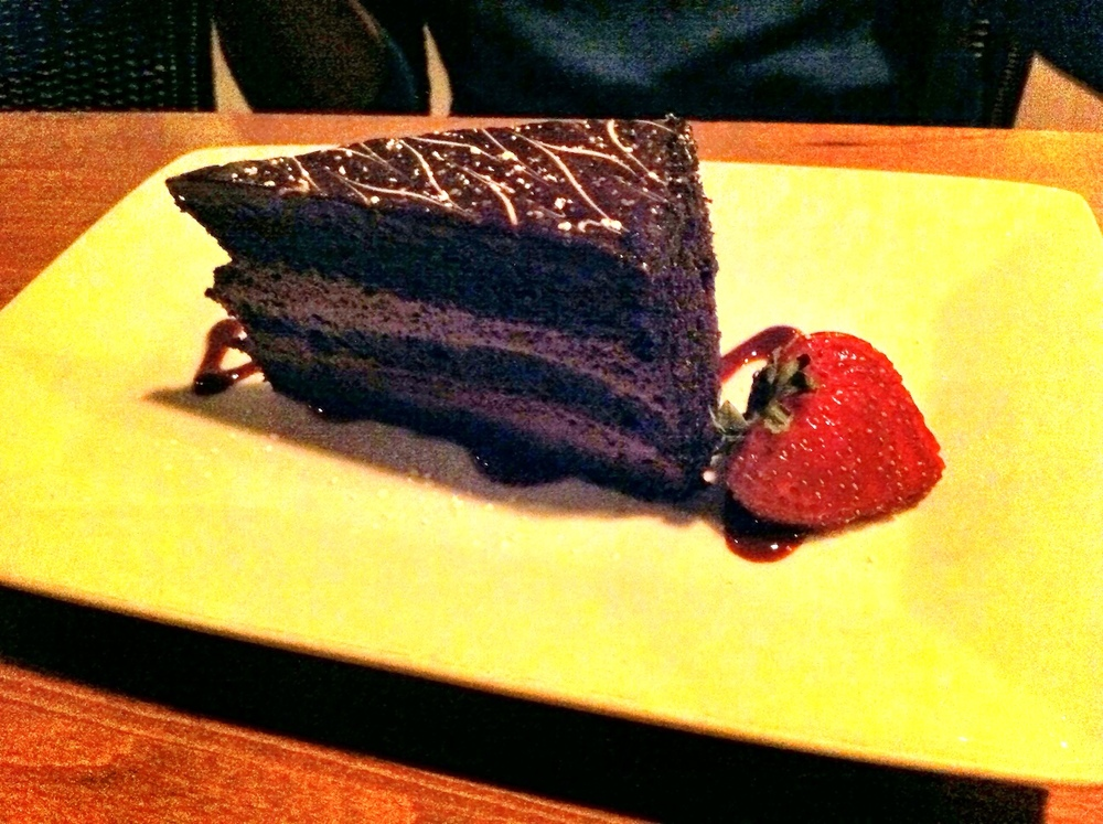 Brockton Villa Chocolate Espresso Cake