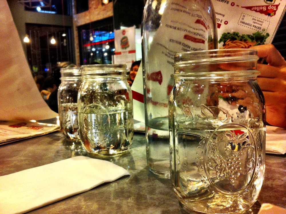 Waters in Jars