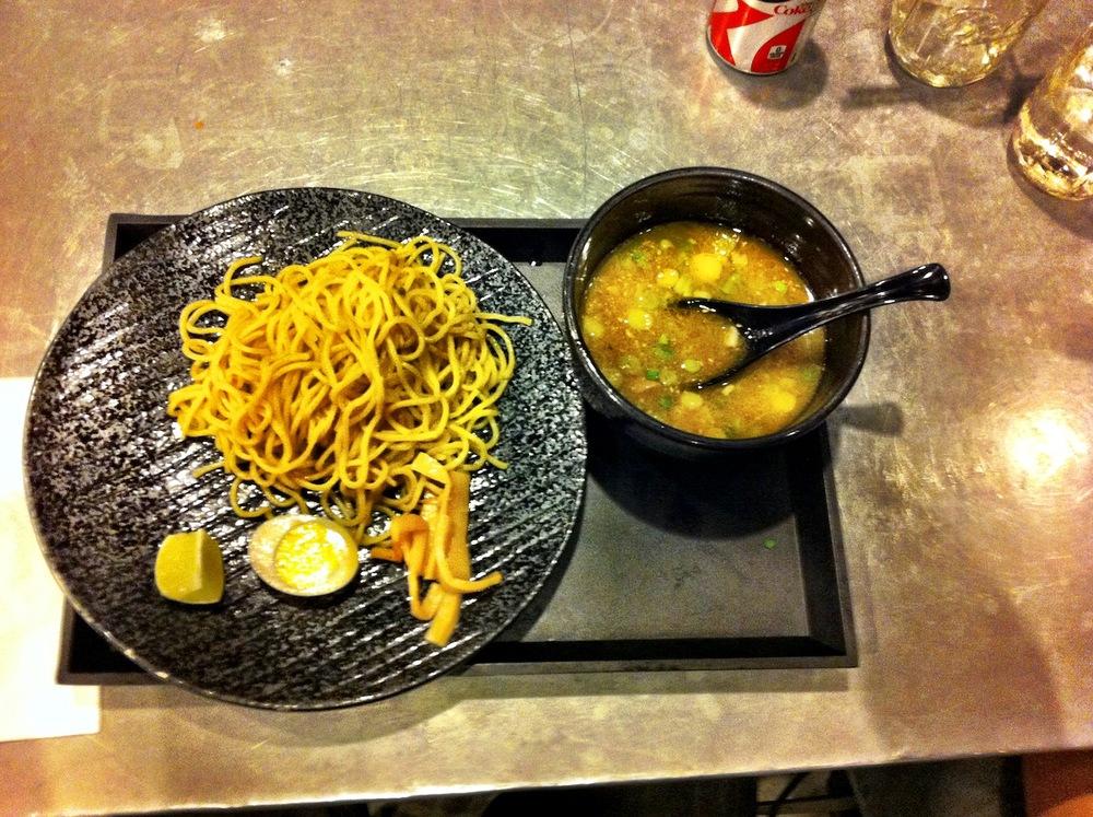 Original Tsukemen Ramen with Dippin' Sauce