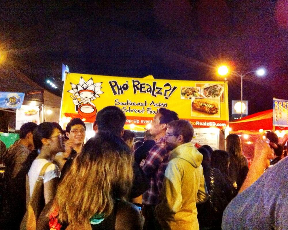 San Diego Night Market - Pho Realz