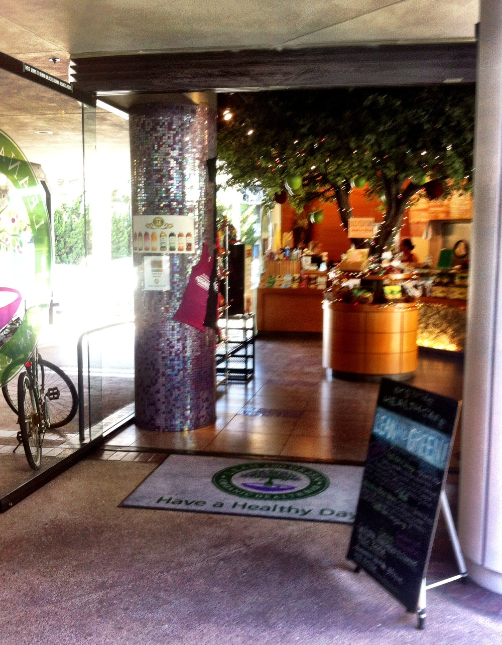 Lean and Green Cafe |   7825 Fay Ave, La Jolla, CA 92037