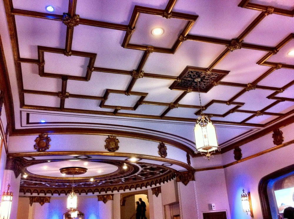 Renovated Ceilings