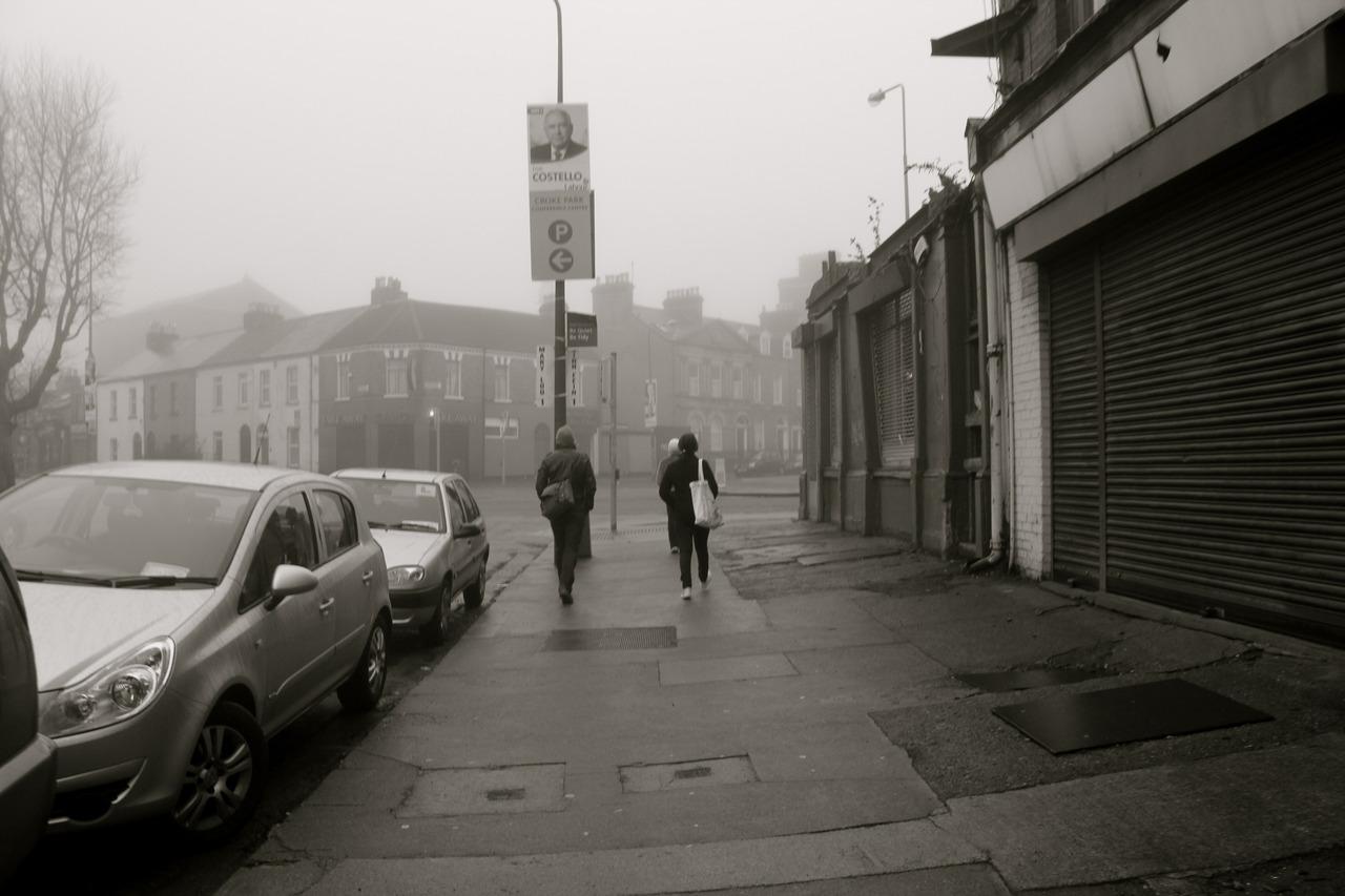 I want to be found faithful.     Dublin, Ireland 2011
