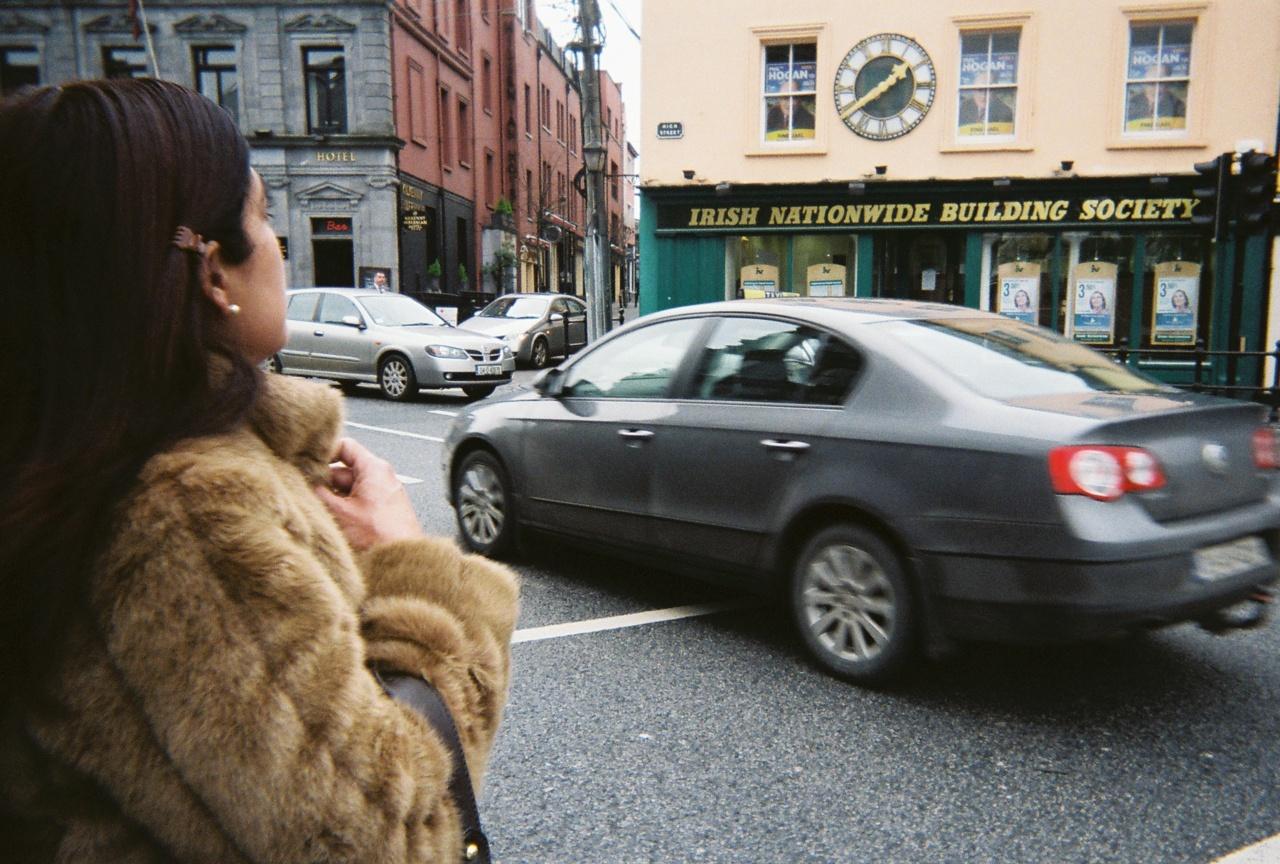 fancy // disposable camera. Ireland. Winter 2011
