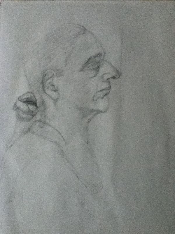 Vesna- portrait