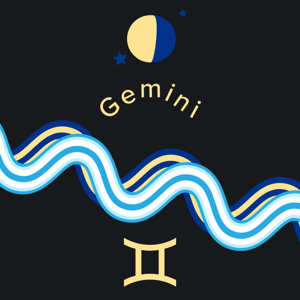 - Gemini: If there's any sign that likes to be the life of the party more than you, it's Leo, so the fiery vibes of this month's astrology blend splendidly with your own! You're more charming than ever, coming up with hilarious jokes, and there's always some type of social soiree to attend. You're always (always) busy this month, but you DGAF because you're having so much fun!