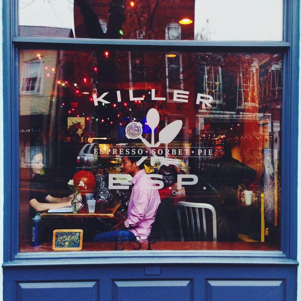Killer Espresso, Alexandria, Oldtown