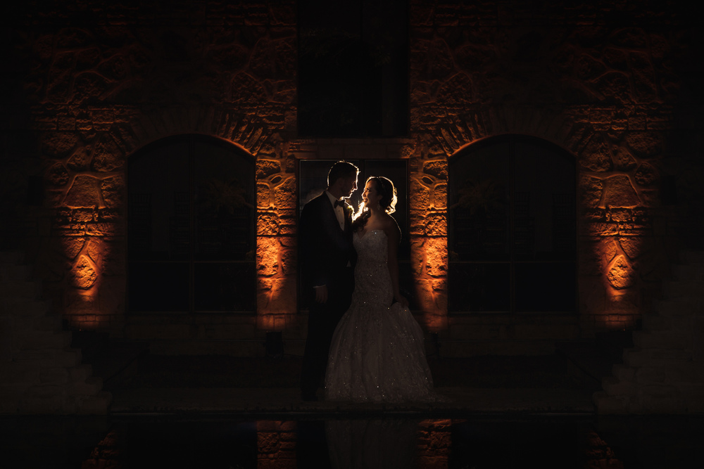 Thurman Mansion Wedding Photography