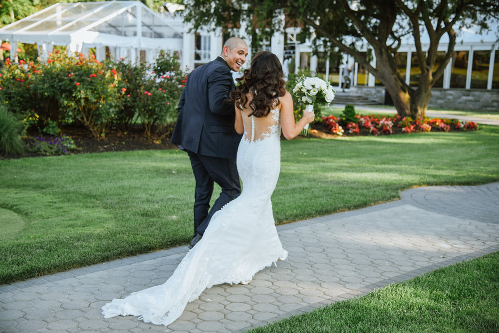 Kat and Adam - Pelham Bay & Split Rock Golf Courses Wedding - New York Wedding Photographer