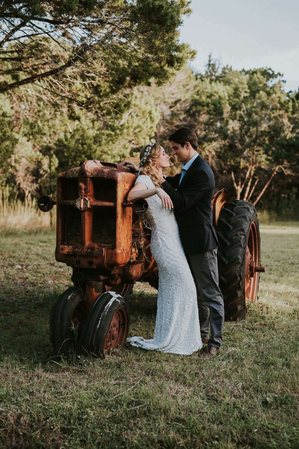 Rustic Ranch Wedding Photography - Diana Ascarrunz Photography - Austin Wedding Photographer-49.jpg