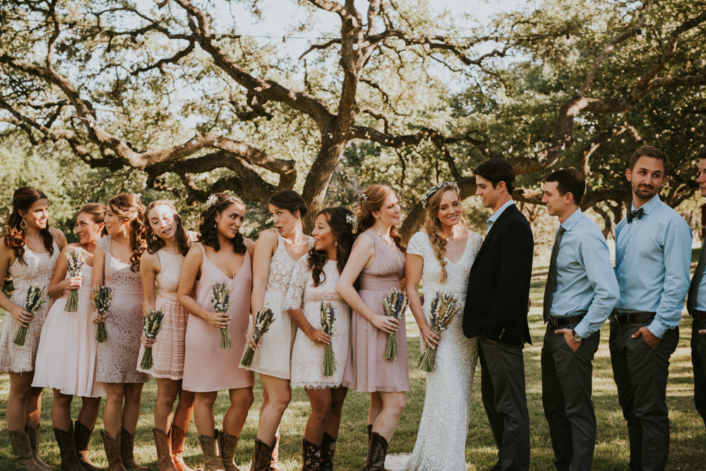 Rustic Ranch Wedding Photography - Diana Ascarrunz Photography - Austin Wedding Photographer-73.jpg