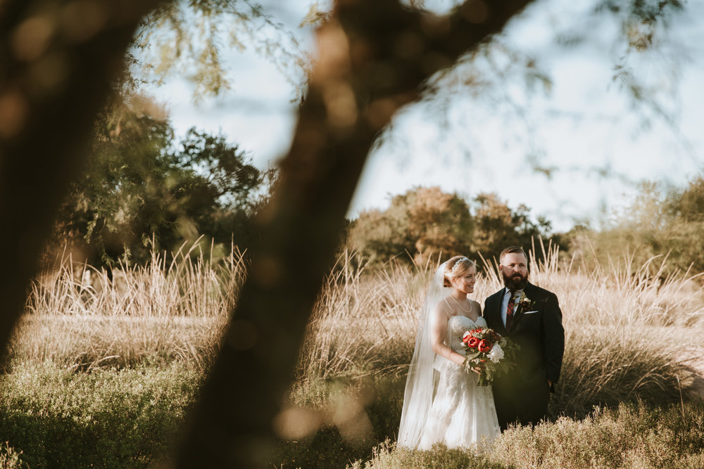 Ladybird Wildflower Center Wedding