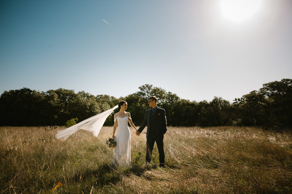 Tiny Forest Austin Wedding