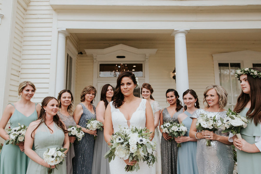 The Allan House Wedding - Austin Texas