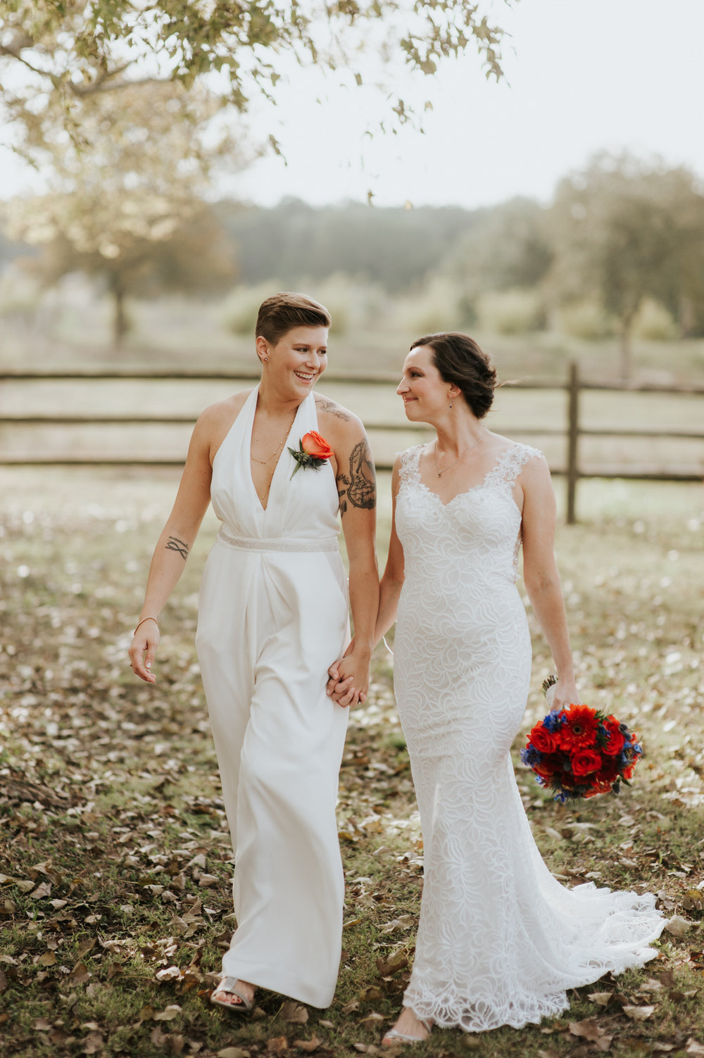 Real wedding style at Austin weddings
