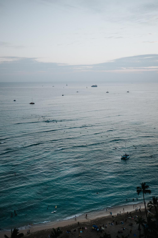 Oahu Hawaii travel photography