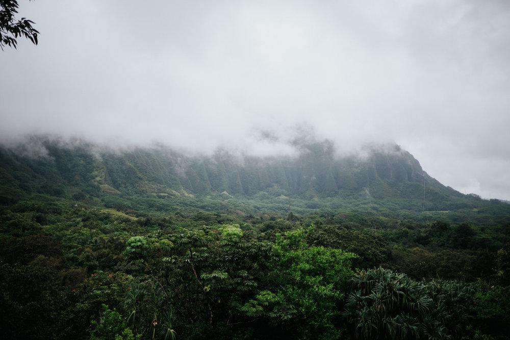 Hawaii ocean travel photography