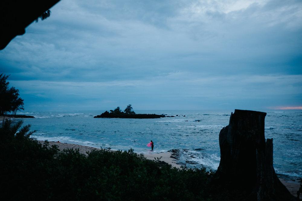 Ocean photography in Hawaii